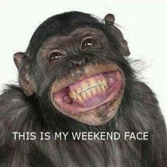 Weekend! So happy the weekend is here!!! Woohoo!!! 1/17/14