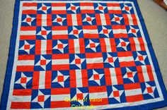 Alycia Quilts: Quilts of Valor 2015 and Fabric Requirements