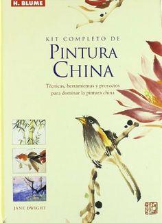 Kit completo de pintura china/ Complete Kit of Chinese Painting: Tecnicas, Herramientas Y Proyectos Para Dominar El Arte De La Caligrafia/ Skills, ... the Chinese Painting (Spanish Edition) by Jane Dweight, http://www.amazon.com/dp/8496669211/ref=cm_sw_r_pi_dp_Y.2Lsb0C4YFWC