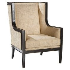 I pinned this Belle Meade Gaston Copper Noir Chair in Blonde from the Safari Chic event at Joss and Main!