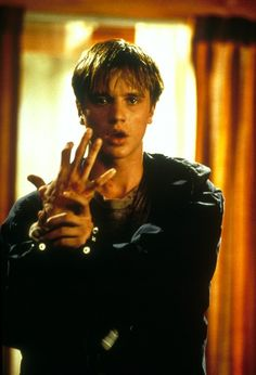 Devon Sawa  ... In idle hands <3 oh my after years of wanting to know his name from Casper lol