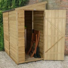 Found it at Wayfair.co.uk - 6 x 3 Wooden Storage Shed