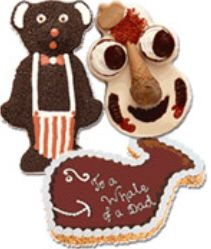 """If you grew up in the northeast, you know these guys: """"Hug-Me-Bear"""", """"Cookie Puss"""" and """"Fudgie the Whale"""""""