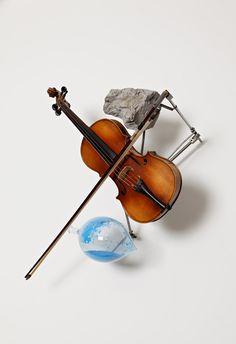 rebecca horn: sighs of the winds, 2009 in art or sound by fondazione prada at #biennalearchitettura2014