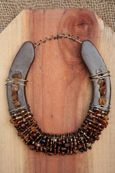 156 Best Horseshoe Crafts Images On Pinterest Horseshoe