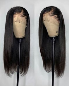 Baddie Hairstyles, Weave Hairstyles, Black Hairstyles, Straight Hairstyles, Hair Boutique, Natural Hair Styles, Long Hair Styles, Hair Laid, Lace Front Wigs