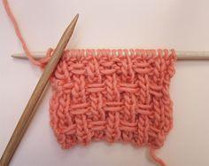 Dans ce post, vous allez apprendre à tricoter une nouvelle technique pour monter vos mailles, le point élastique spécial.