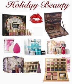 Holiday Beauty Gift Guide on the blog!