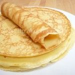 Recipe: pancake / pancake base dough Summary: Today we have each other - Salzteig Rezept - Pfannkuchen Sweet Crepes Recipe, Best Pancake Recipe, Good Food, Yummy Food, Crepe Recipes, Sweet Pastries, French Toast Bake, Sweet Recipes, Food Porn