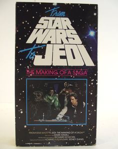 From Star Wars to Jedi  The Making of a by AdriennesAtticStore