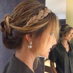 penteado madrinha de casamento