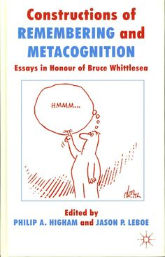metacognition research