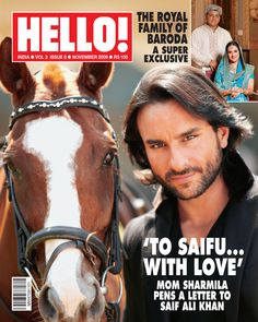 November 2009 Saif Ali Khan, Animal Magnetism, Love Mom, Say Hello, Indian Fashion, Superstar, Indie, Lettering, Shiny Hair