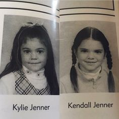 Her girls: Kris recently shared throwback photos of Kylie and Kendall Jenner, revealing a . Kardashian Family, Kardashian Jenner, Kardashian Kollection, Kendall Jenner Wallpaper, Celebrity Yearbook Photos, Reign Disick, Jenner Family, Jenner Sisters, Kendall And Kylie Jenner