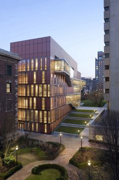 The Diana Center at Barnard College / Weiss Manfredi
