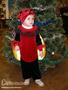 костюм новогодний светлячок фото