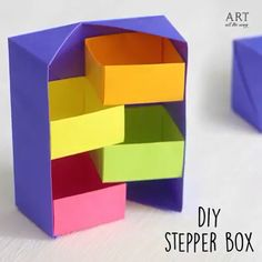 Beautiful Paper Craft Creative ideas about paper crafts. Beautiful Paper Craft Creative ideas about Diy Crafts Hacks, Diy Crafts For Gifts, Diy Home Crafts, Diy Arts And Crafts, Creative Crafts, Fun Crafts, Origami Diy, Paper Crafts Origami, Easy Paper Crafts