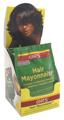 Ors Hair Mayonnaise 1.75oz Packettes (12 Pieces) Display *** Visit the image link more details.
