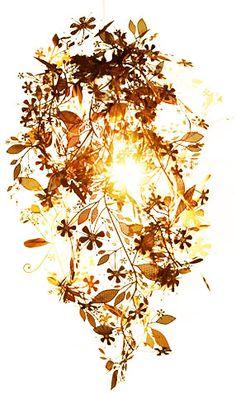 Tord Boontje - Garland Light, Gold
