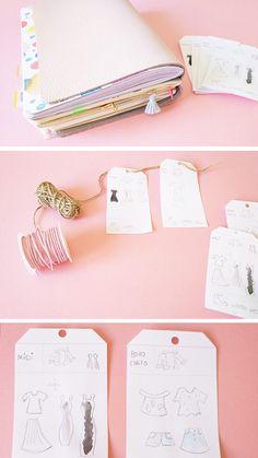 Ideas para organizarse con los travelers notebooks Travelers Notebook, Bujo, Ideas Para, Notebooks, Scrapbooking, Bullet Journal, Diy, Outfits, The Notebook