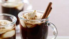 Giada De Laurentiis - Spiced Americano with Cinnamon Whipped Cream