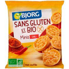 Mes nouveaux chouchous pour un #apéro #bio et #sain : les minis chili  !