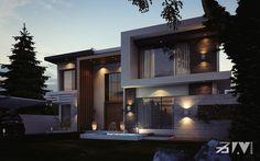 Modern HouseDesign: KSD StudioVisualized: Zee EemYear: 2013