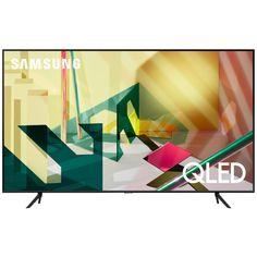 Abt is currently offering this Samsung QN65Q70TA 65-Inch QLED 4k Ultra Smart HDTV for $1,197.99 (reg. $1,297.99). You save 8% off the retail price for this 4K Ultra Smart HDTV. Plus, this item ships free. This deal price matches the lowest price we could find online. The Samsung QN65Q70TA QLED 4k Ultra Smart HDTV features […] The post Samsung QN65Q70TAFXZA 65-Inch QLED 4k Ultra Smart HDTV appeared first on Frugal Buzz. Smart Tv Samsung, Samsung Tvs, New Samsung, Samsung Galaxy, Dolby Digital, Audio Digital, Smart Televisions, Samsung Televisions, Dvb T2