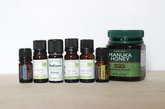 astuces-naturelles-virus3 Eucalyptus Tea, Doterra Peppermint, Manuka Honey, Health Fitness, Natural Remedies, Food, Health And Wellness, Health And Fitness, Excercise