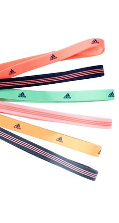 bd5921c202f0 Keep flyaways in check with these cute Adidas headbands.