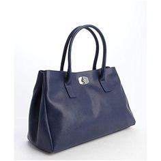 Furla Appaloosa Saffiano Textured Leather Satchel Bag (Ink) FURLA http://www.amazon.com/dp/B00SJQ44LS/ref=cm_sw_r_pi_dp_ZsOYvb1R30GKM