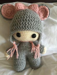 Ravelry: cicibel's Big head baby doll 3-6                                                                                                                                                                                 More