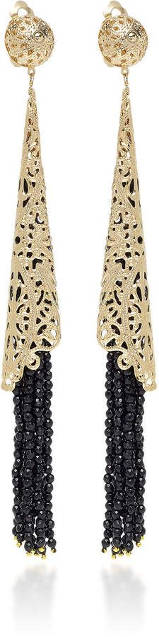 Find Great Online Mistico Gold-Tone Beaded Fringe Earrings Rosantica Sale Pick A Best Discount Big Sale mxKCPl5N3