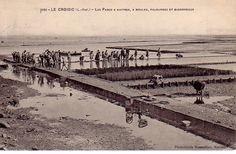 Le Traict - Le Croisic, c.1900  -  Bretagne