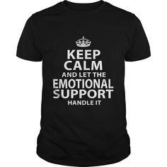 (New Tshirt Great) EMOTIONAL-SUPPORT [Tshirt Sunfrog] Hoodies, Funny Tee Shirts