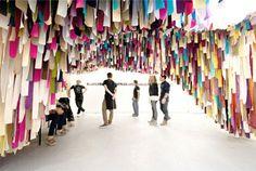 textile installation2