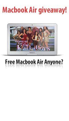 YES!! Free Macbook Air!! :)