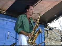 Michael Brecker Band - Full Concert - 08/16/87 - Newport Jazz Festival (OFFICIAL) - YouTube Michael Brecker, Newport Jazz Festival, Jazz Musicians, Band, Concert, Youtube, Top, Life, Sash