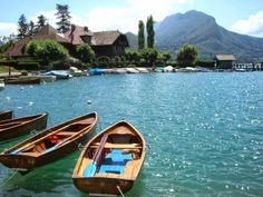 INOVAR TOUR: Annecy, Alpes Franceses