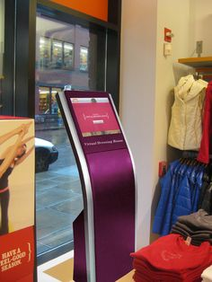 #Tucana's #kiosks can help #customers to #self-#educate and select the right product for their needs without sales assistance. Many customers actually #prefer to shop in this #fashion without the need to interact with sales people. #TucanaGlobalTechnology #Manufacturers #Hongkong