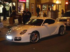 Porshe. Yep that's the perfect one :)
