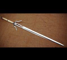 Ciri Stahl-Schwert The Witcher Cosplay von ShopCosplayCostume