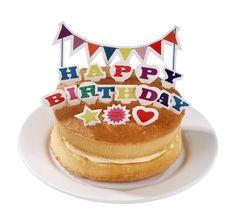 Decorazioni per torte compleanno, un modo veloce per decorare la tua torta! http://www.palaparty.com/69-Strisce-pois