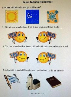 Bible Fun For Kids: Nicodemus by Bible Fun for Kids/Debbie Jackson
