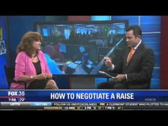 Dr. Mimi Speaks on Asking for a raise on Fox 35 News