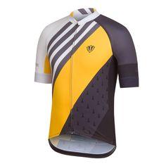 Trade Team Jersey - Yellow Bike Wear dfb2f80f5