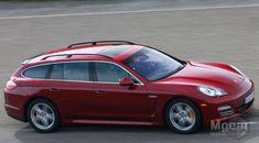 Porsche Panamera Shooting Break : :broom_carrera: