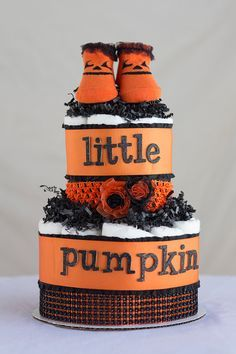 Halloween Baby Shower Items - Babble