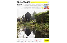 V HOUSE has been published on Desginboom! | Atelier van Wengerden