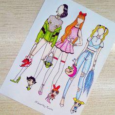 Mag ich, 165 Kommentare - Joeslley Rocha ( bei Ins . - Zelia Meyling-Hansen - - Mag ich, 165 Kommentare - Joeslley Rocha ( bei Ins . App Drawings, Disney Drawings, Drawing Sketches, Fashion Design Drawings, Fashion Sketches, Amazing Drawings, Cute Drawings, Social Media Art, Arte Fashion